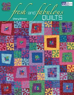 Listing of free patterns, Fresh and Fabulous Quilts