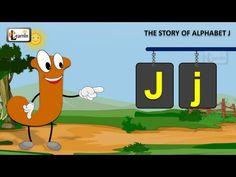 The J Song | Letter J song | Story of letter J | Abc songs | Learning english alphabet for children