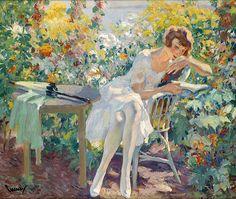 Edward Cucuel  born August 6, 1875 in San Francisco (California), USA  died April 18, 1954 (78) in Pasadena (California), USA