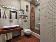 Diseño de Interiores & Arquitectura: Apartamento con Interior Minimalista Creando un Sentido de Orden y Paz