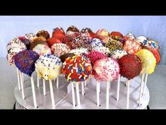 Cake Pops Recipe - YouTube