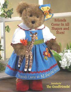 Boyds Bears Plush Teddy Bears