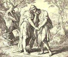 L'ARMARI OBERT: LA BISEXUALIDAD DEL REY DAVID