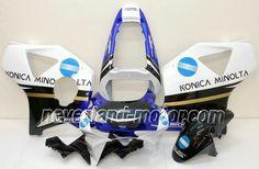 Carenado de ABS de Honda CBR900RR 954 2002-2003 - Konica Minolta