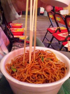 Street food @ West Kowloon Bamboo Theatre