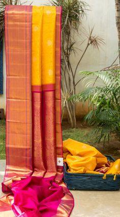 Kanchivaram Silk L01629 | Lakshmi