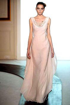 Top 10 Valentino Dresses - Fall-Winter Collection of 08/09 - Alessandra Facchinetti - Zimbio