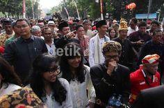 me (topi Aceh) & pak Jokowi