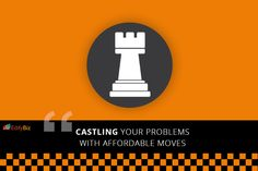 Castling your problems with affordable moves