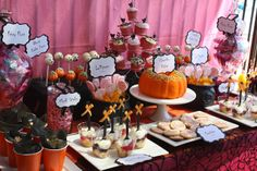 Halloween Themed Baby Shower by Jayne