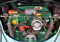 2000cc Flat4