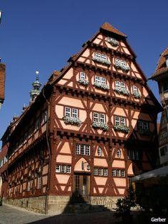 Das Alte Rathaus in Esslingen