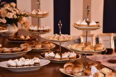 Bocaditos dulces y salados en los #servicios de té de #villavicuña