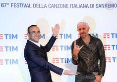 Sanremo 2017 presentazione BIG - 10/02/2017