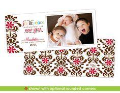 #ECgiveaway & #ECwishlist  holiday 2013 -premium cardstock -fleur feliz -10H