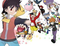 Pokémon Adventures - pokemon-adventures Photo