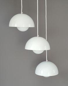 Bilderesultat for flowerpot lamp