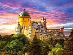 Pena Palace - Sintra (Portugal)