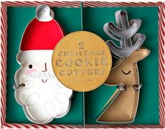 Meri Meri Jingle All the Way Cookie Cutters 45-1044