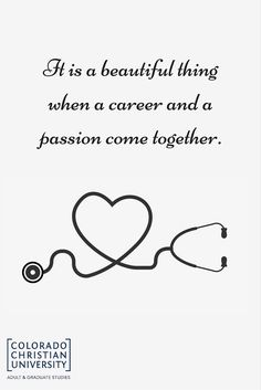 Nursing is a career filled with passion. #nursing