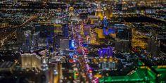 Viva Las Vegas: zo ziet het gokparadijs eruit vanop duizenden meters hoogte