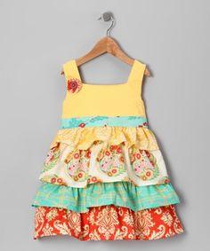 moxie and mabel | Moxie & Mabel Poppy April Dress