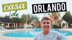 Tour pelo apto e condomínio em Orlando #TrabalhandoNaDisney Ep.  07