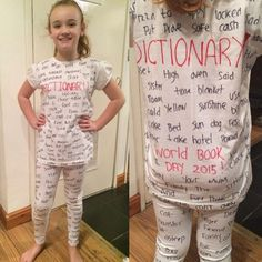 Clever Dictionary #WorldBookDay costume idea | The Works