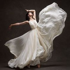 Wedding Pictures: Ballerinas In Wedding Dresses, New York City Dance Project: Glamour.com