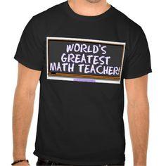 blackboard worlds greatest math teacher T Shirt, Hoodie Sweatshirt