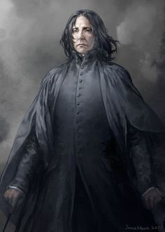 Fiction or not. Severus Snape. You're brave. One of the bravest in fact.