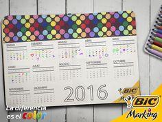 Llegamos a la mitad del año. Faltan 183 días para finalizar 2016. #LaDiferenciaEsElColor