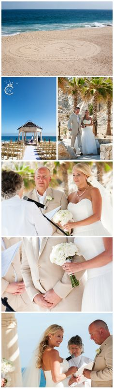 Wedding Ceremony at Grand Solmar • Grand Solmar Wedding • Mexico Wedding • Cabo San Lucas Wedding • Wedding Sand Art