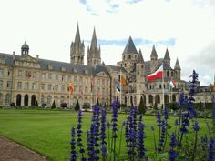 Caen à Basse-Normandie