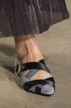 Erdem Fall '17 | Meet the All Star Shoes of LFW | POPSUGAR Fashion Photo 66