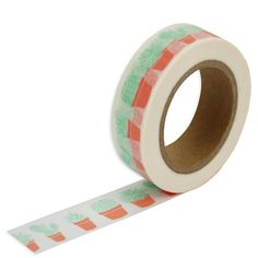 Succulent & Cactus Washi Tape - Layer Cake Shop