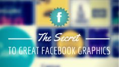 The Secret to great Facebook Graphics by @Boom! Social with Kim Garst