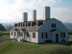 Fort Anne National Historic Site in Annapolis Royal, NS  Where Alex and Samantha got married!