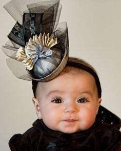 Baby Antoinette.