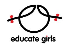 This image doesn't have much to read but it clearly tells people and make them aware of the fact how important it is to educate girls.