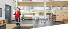 UniverCity Childcare Facility « Hughes Condon Marler Architects – HCMA