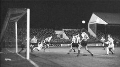 Grimsby Town V Everton. One of the greatest nights at Blundell Park.