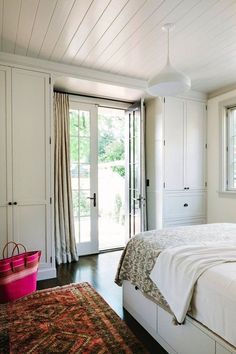 Renovation Inspiration: Make the Most of Your Bedroom with Smart Built-Ins   Apartment Therapy