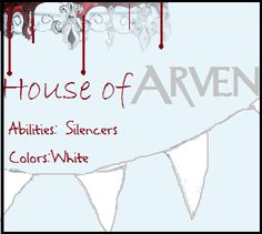 Red Queen By Victoria Aveyard #HouseofArven #silencers #redqueenmovie