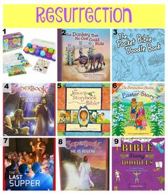 The Well Styled Child Resurrection Themed Easter Basket Ideas to Focus on the First Easter   #resurrection #easter #basket #ideas, #fillers #kids