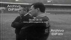 Colo Colo de Chile entrena en el cilindro de Avellaneda - Buenos Aires 1967 + @dailymotion