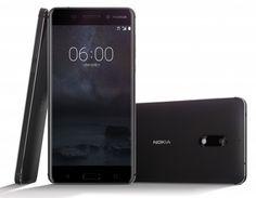 Harga Nokia 6 - Nokia 6 Android secara resmi telah diperkenalkan dan menandai kembalinya Nokia di pasar smartphone. Smartphone ini hadir dengan balutan desain premium dan elegan dengan material casing aluminium 6000 yang kokoh. Spesifikasi
