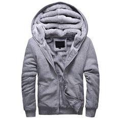 New fashion Winter&Autumn Men's Brand Hoodies Sweatshirts Casual Sports Male Hooded Jackets