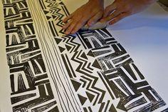 -  Stampa Studio | Workshop de Estamparia Manual Étnica com Ivone Rigobello
