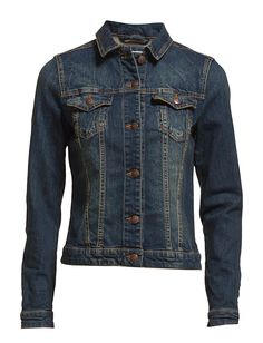Esprit Denim - Denim Jackets Denim Jackets, Great Deals, How To Look Better, Woman, Holiday, Shopping, Clothes, Style, Fashion